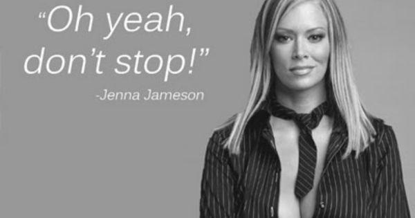 Jenna Jameson Quotes