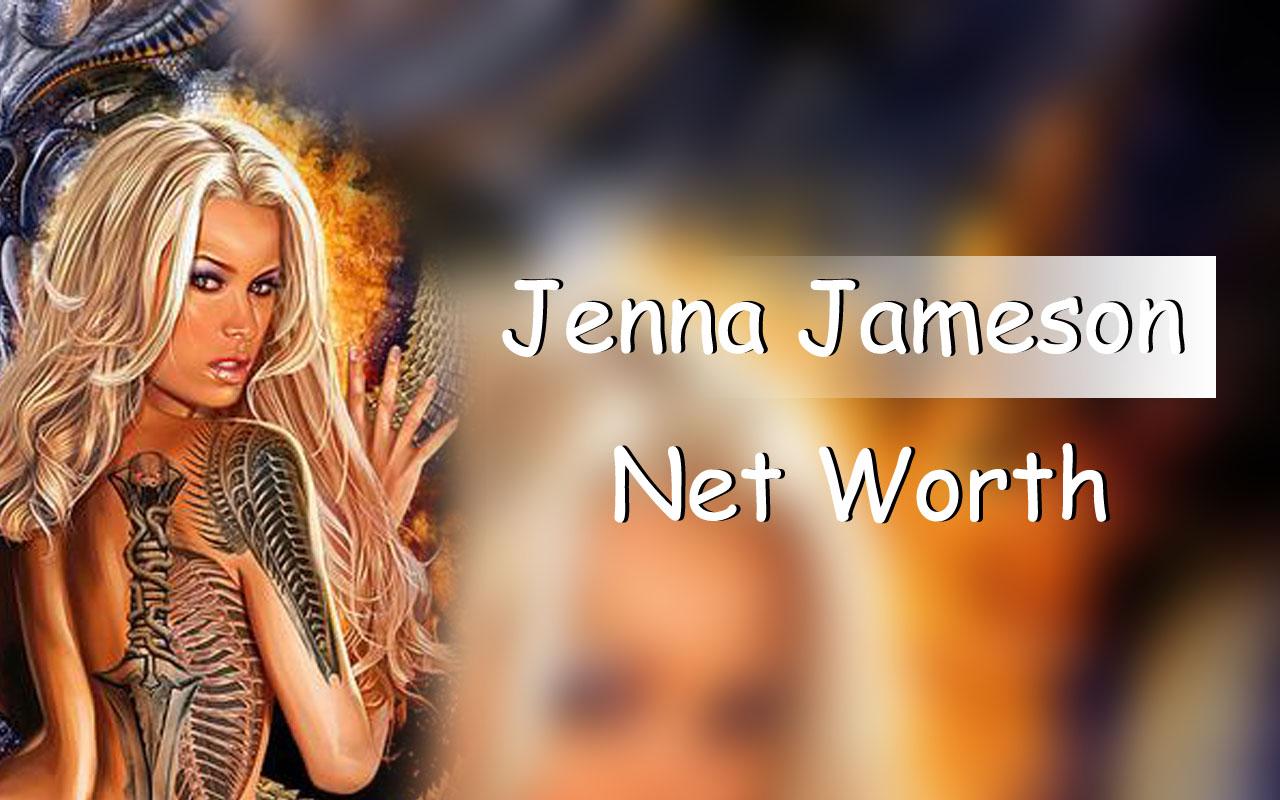 Jenna Jameson Net Worth
