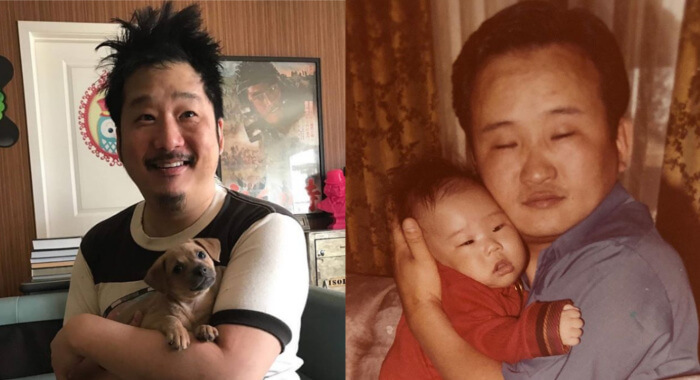 bobby lee Early Life