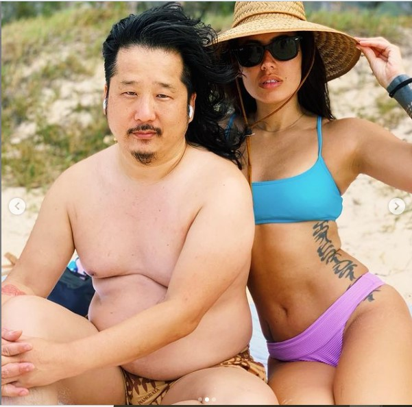 Who is Bobby Lee's Wife?